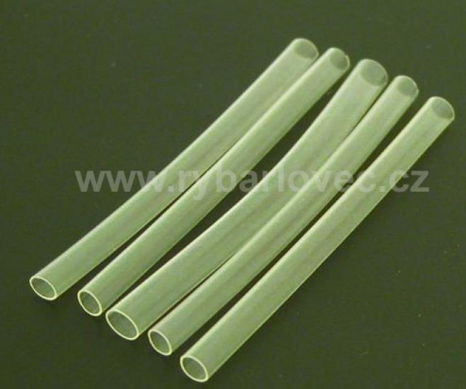 Smršťovací hadička 50mm o průměru 2,5 mm - 10 ks