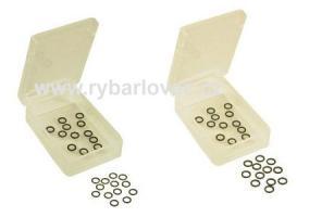 Round Rig Rings Extra Carp 3,1mm-krouž.na háčky