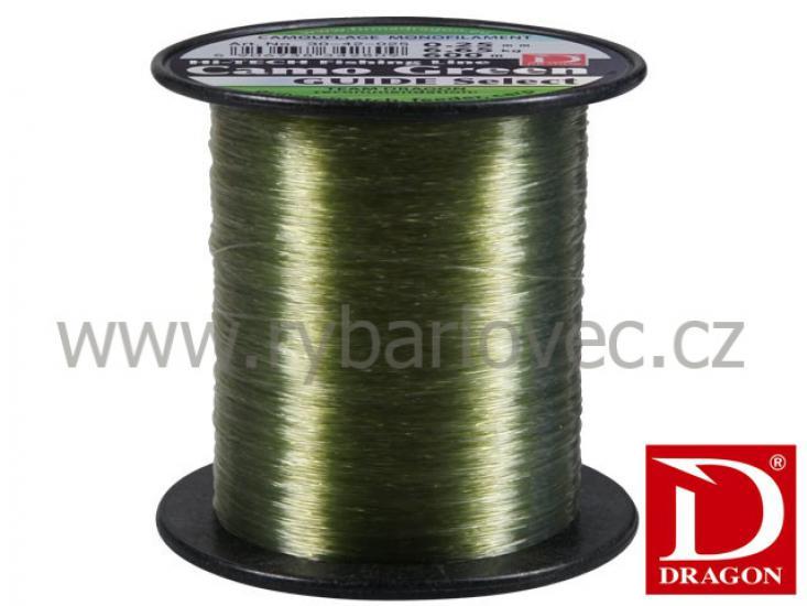 Vlasec Dragon Guide Select Camo Green 600m/0,35mm
