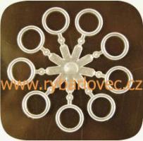 Bait Elastic Bands Extra carp 8,5mm - 18ks-kroužky