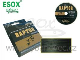 Šnůra Esox RaptorSuperbraid 0,70mm 300m