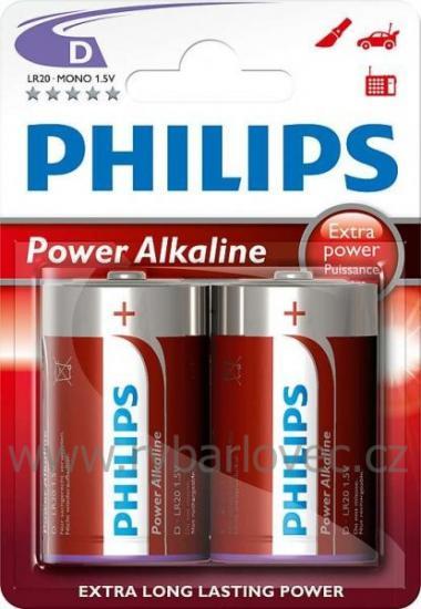 Baterie Power life LR20