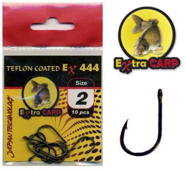 Háčky Extra carp teflon série Ex 444 vel. 1