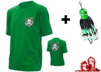 Tričko MADCAT zelené vel.XXL