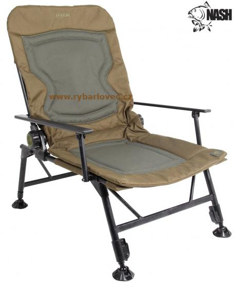 Křeslo NASH H-Gun Arm Chair Wideboy