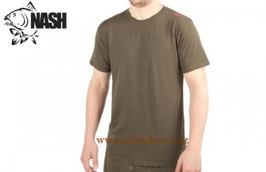 Tričko Nash H-GUN vel.XL
