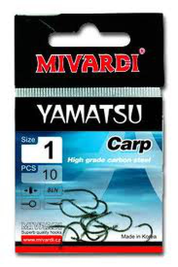 Háčky Yamatsu Iseama 6 s lopatkou