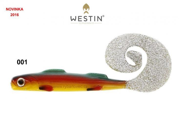 Gumová nástraha Westin Monsterteez 20cm/1ks v bal.