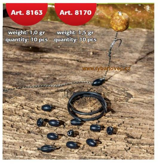 Zátěž Extra Carp Pop-Up Weights 1g