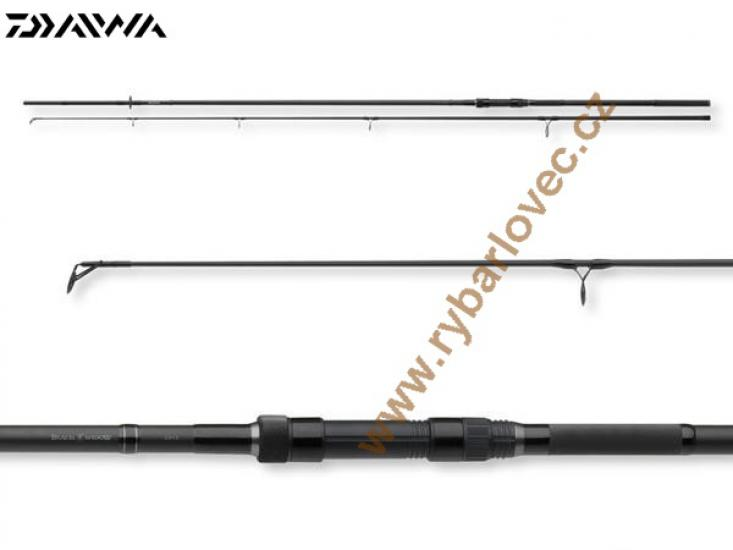 Prut Daiwa Black Widow Carp 3,90m 3,75lbs
