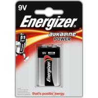 Baterie Energizer Alkaline Power 9V