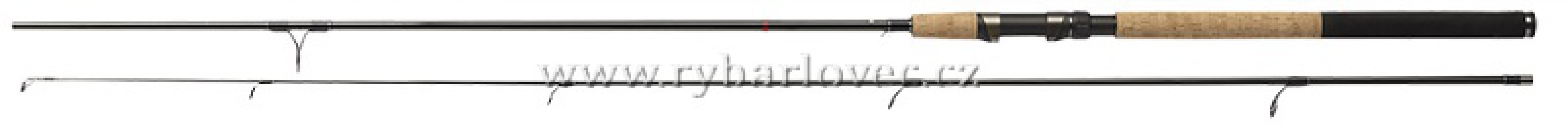 Prut DAM Backbone Spin 60-160g 3,60m