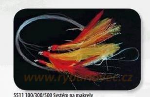 Návazec Paternoster Albastar 135cm 5511 500
