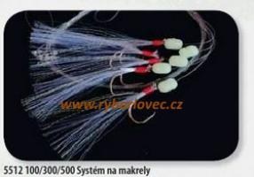 Návazec Paternoster Albastar 135cm 5512 100