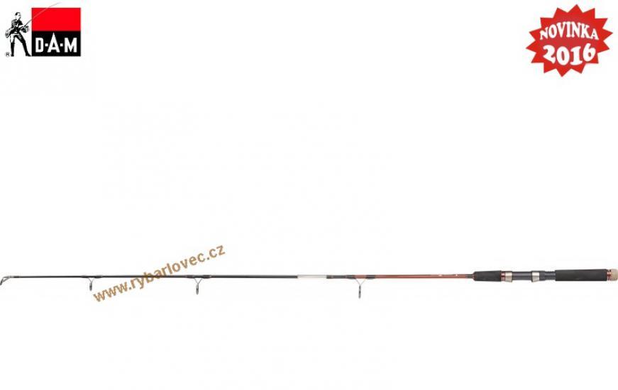 Prut DAM Steelpower Red G2 Boat Stick 150cm