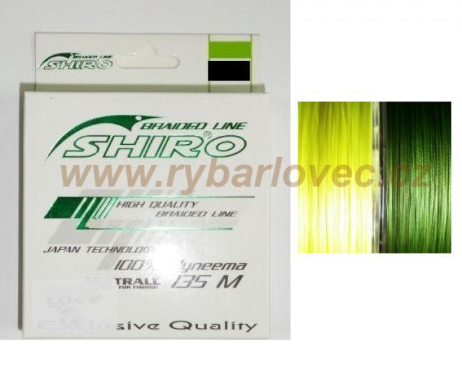Šňůra Shiro 0,36mm/38,9kg/150m