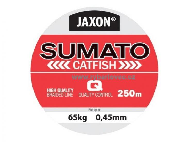 Šňůra Jaxon Sumato Catfish 0,36mm/250m