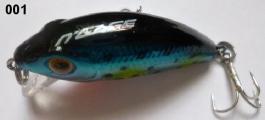 Wobler Awa-shima Hyper Dive Tiny Midi 4,5cm